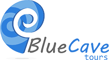 Blue Cave Tours logo