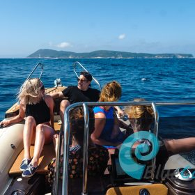 Group speed boat tours